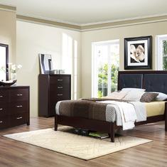 Attirant Queen Bed 2145 By Home Elegance